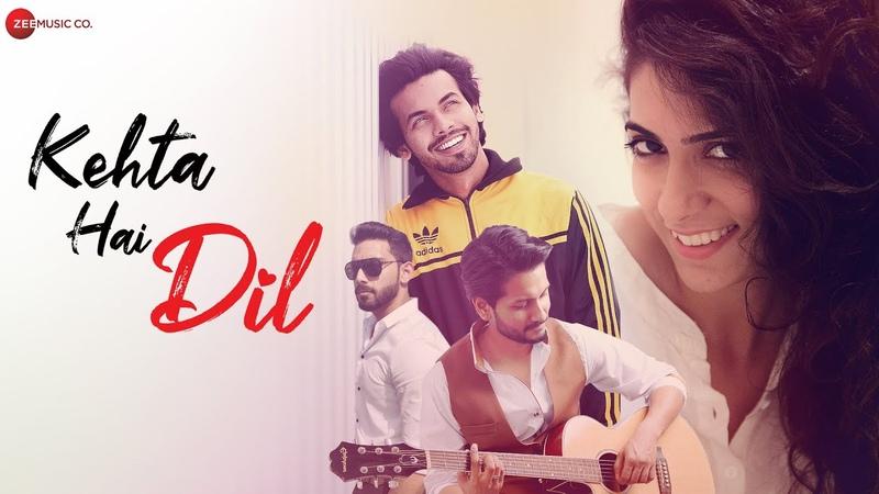 Kehta Hai Dil - Official Music Video | Ajmal Khan Gunjan Madnani | Fahmil Khan