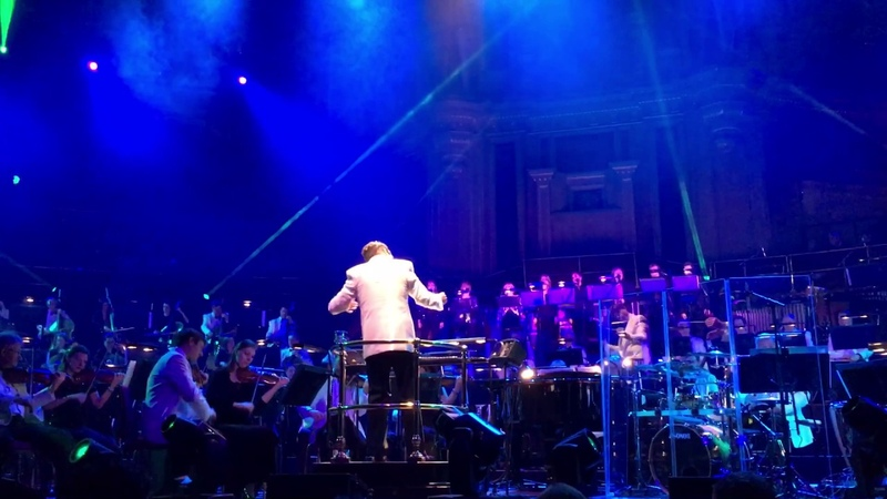 The Final Countdown Live played by the Royal Philharmonic Orchestra