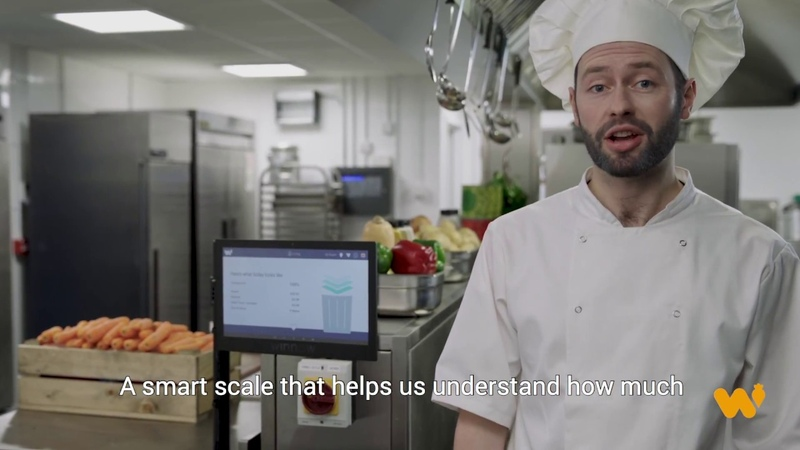 Winnow Cutting edge tech that can halve food waste and reduce costs in just a few clicks