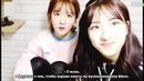 Трансляция WJSN Cosmic Girls Экси и Ынсо 11 02 2017