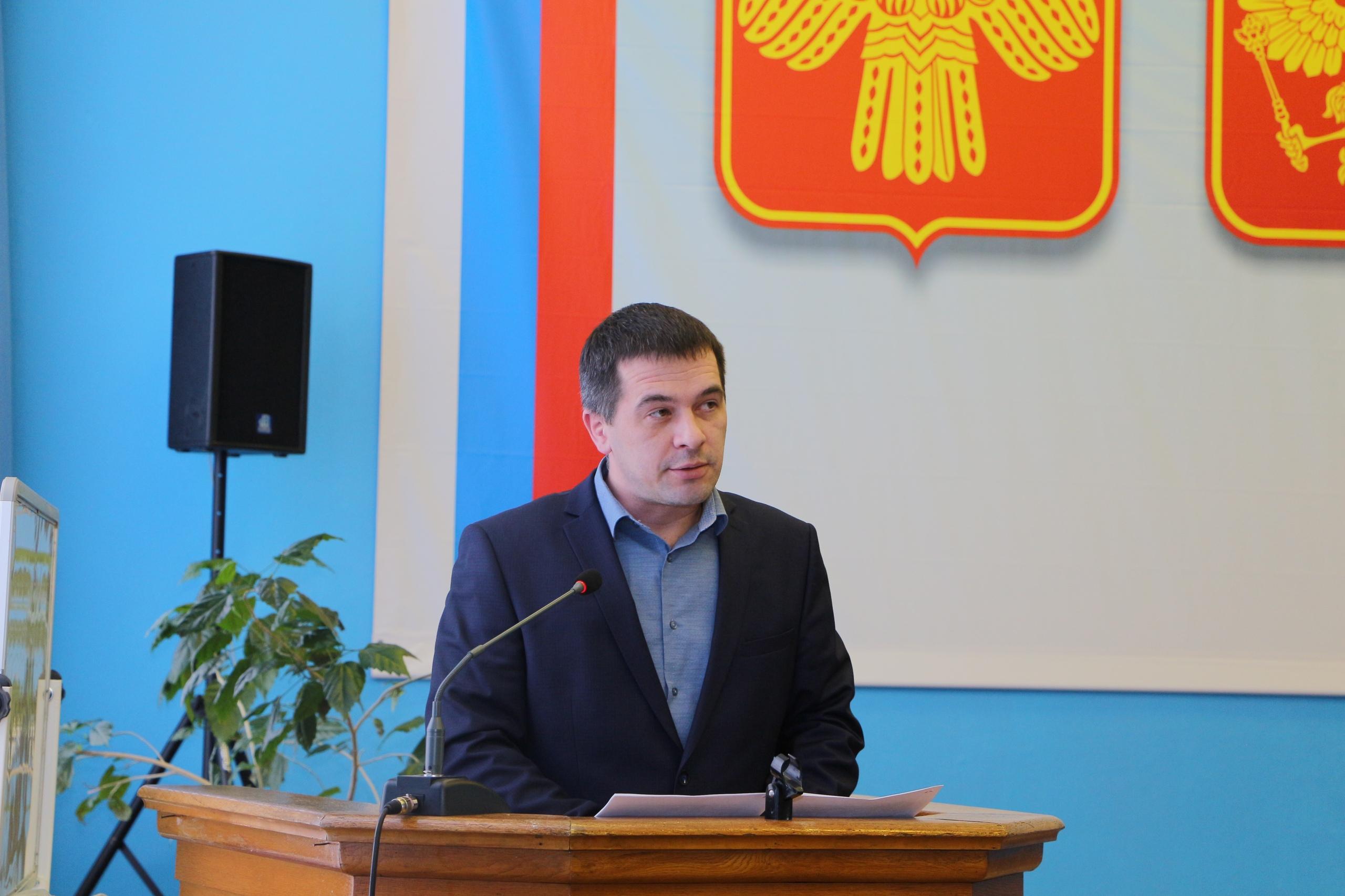 Сегодня состоялось первое в 2020 году заседание Совета МР Удорский
