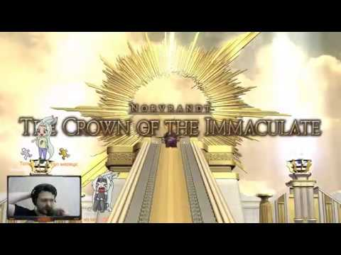 FFXIV Shadowbringers Прохождение The Crown of the Immaculate Innocence Level 79 trial