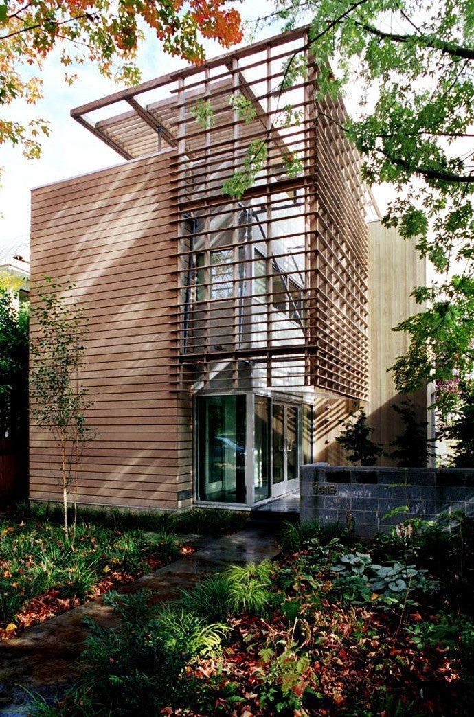 Contemporary Madrona Residence by Vandeventer   Carlander Architects