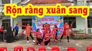 Bài múa mang sắc xuân cho mọi nhà Spring Tran Vlog