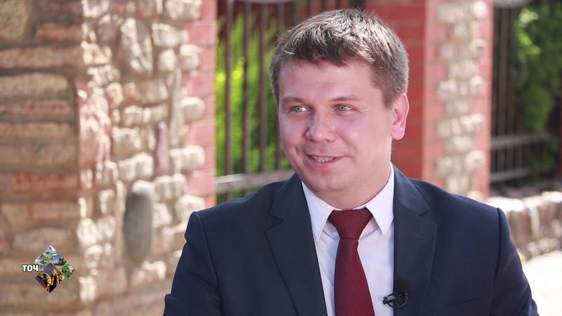 Точка роста Выставка промышленников ПО Игорь Девятко