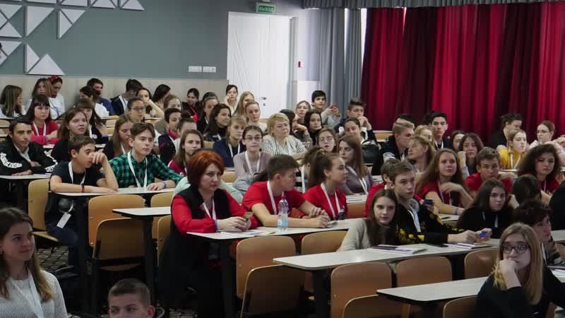 Всероссийский слёт добровольцев Поколение, Vol.2