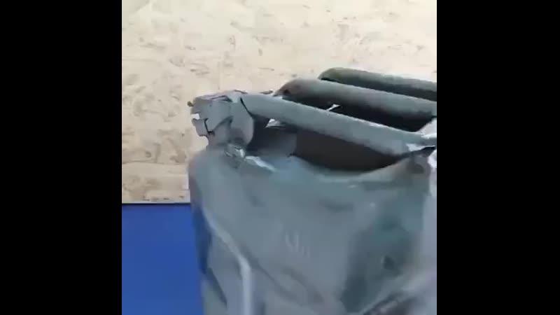 Походная печь в канистре gj[jlyfz gtxm d rfybcnht