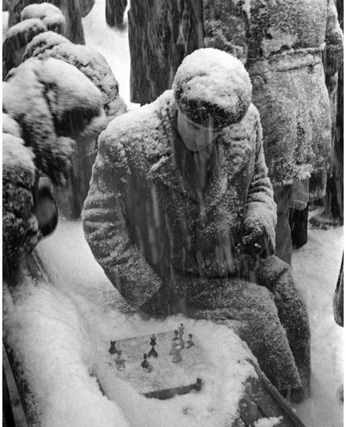 Шахматы, Москва, 1970 год
