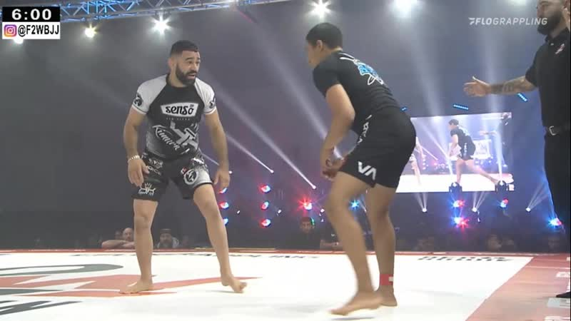 Tye Ruotolo vs Vagner Rocha Fight 2 Win 131 bjf_grappling