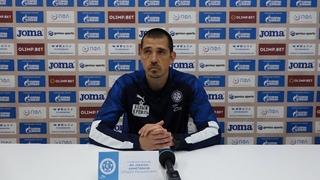Оренбург-2 - КАМАЗ 1-2 (23 тур, ). Пресс-конференция Ильдара Ахметзянова (гл. тренер ФК КАМАЗ).