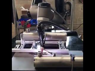 Роботизированная tig сварка