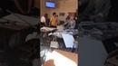 В Чеховской гимназии обрушился потолок