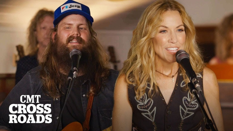 'Tell Me When It's Over' by Sheryl Crow Chris Stapleton CMT Crossroads