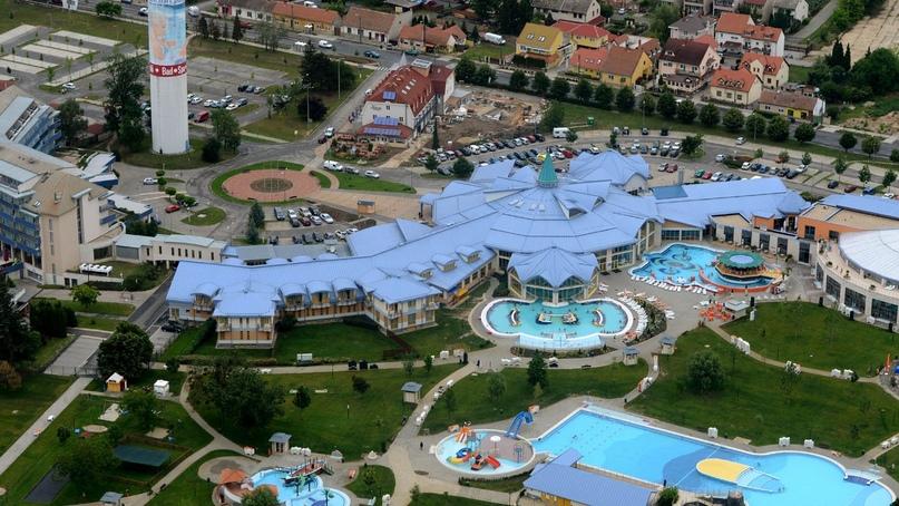 Обзор курорта Шарвар (Венгрия), изображение №2