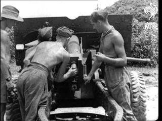 The 14th Army In The Arakan (1944)