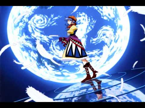 Lunar Silver Star Story Complete Luna s Boat Song with lyrics