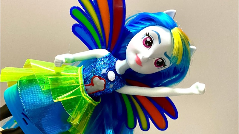 Hasbro Equestria Girls Куклы Девочки из Эквестрии🌈