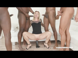 [dirty milf] sindy rose is back for more anal and dap