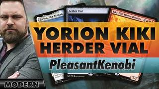 Yorion Kiki Herder Vial - Modern MTG | Pleasant Kenobi