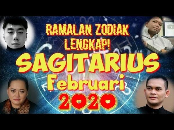 RAMALAN SAGITARIUS BULAN FEBRUARI 2020 SAGITARIUS FORECAST FEBRUARY 2020