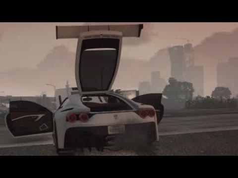 Тюнинг и тест Grotti Italy GTO gta дикое ускорение и такое же управление