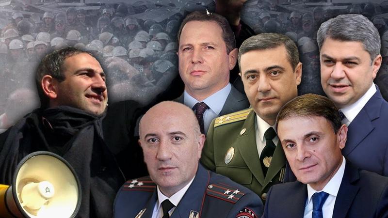 Նոր ոստիկանապետի քայլն ընդդեմ Փաշինյանի