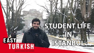 Student life in Istanbul   Easy Turkish 2
