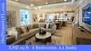 Lakeview Preserve New Model Home Tour $377 995 4Br 4 5Ba Clermont FL Taylor Morrison