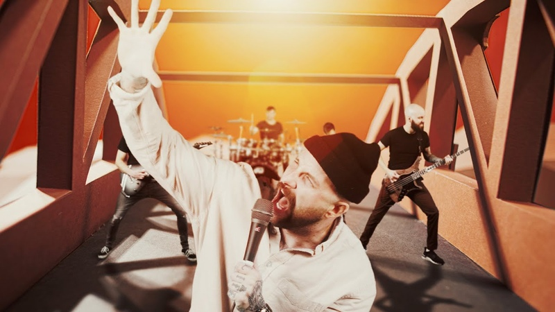 August Burns Red Standing In The Storm Official Music Video