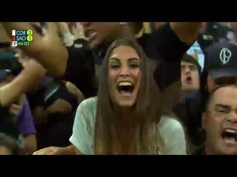 Gol do Corinthians Vagner Love Final do Campeonato Paulista 2019