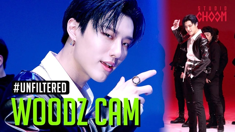 UNFILTERED CAM WOODZ 조승연 '파랗게 Love Me Harder ' 4K BE ORIGINAL