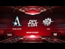 Team Aster vs SAG, DPL-CDA Professional League Season 1, bo3, game 1 [Lex 4ce]