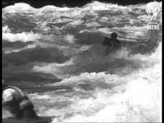 Slalom In The Rapids (1965)