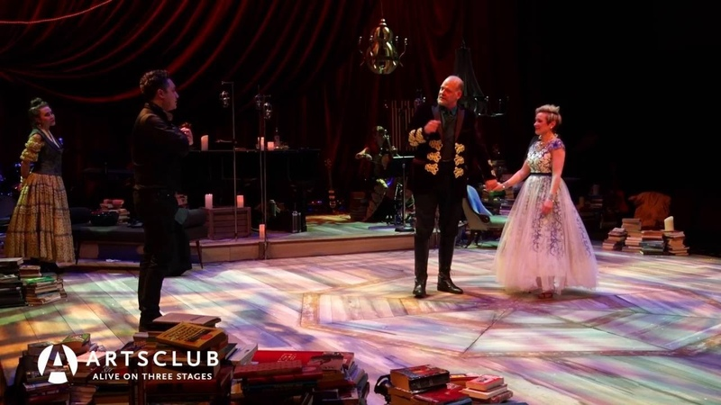 ONEGIN by Amiel Gladstone and Veda Hille Arts Club