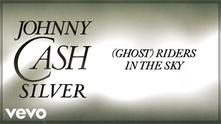 Johnny Cash - (Ghost) Riders in the Sky (Official Audio)