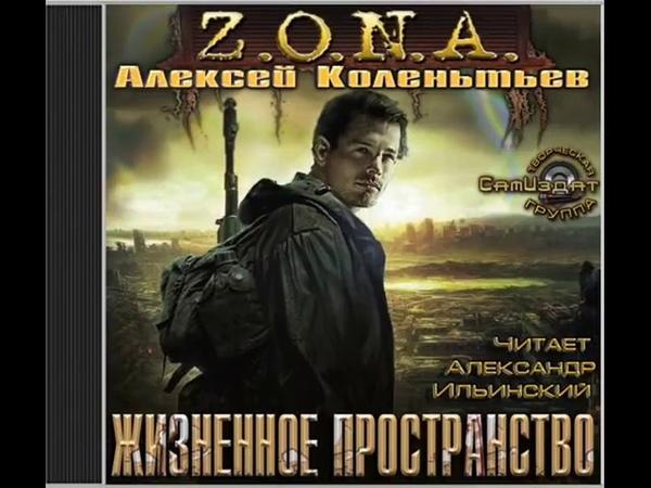 S T A L K E R Z O N A Жизненное пространство аудиокнига Алексей Колентьев