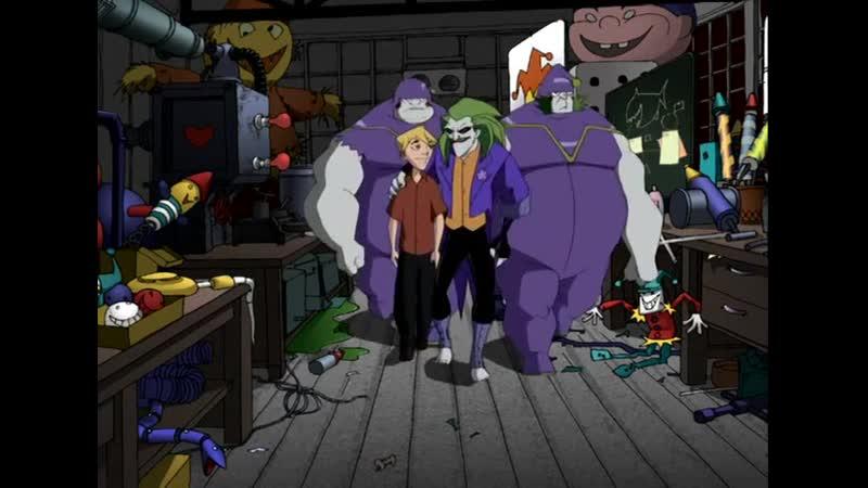 Бэтмен (2004-2008) Сезон 3 Серия 10