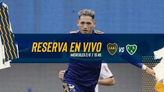 🏆 ¡LA FINAL de la RESERVA en VIVO! | BOCA vs. Sarmiento, por streaming | 📅 Miércoles 2/6 🕙15hs