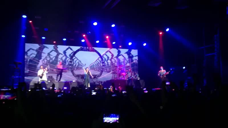 Within Temptation - The Reckoning (Live@A2, SPb) 19-10-18