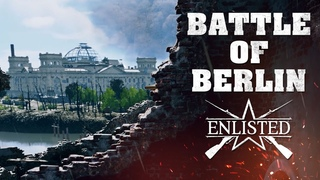 """ENLISTED """"BATTLE OF BERLIN"""" CAMPAIGN TRAILER"""