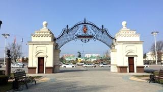 Как  изменился Екатерининский парк с момента открытия - 2 часть парка - Март 2021 год