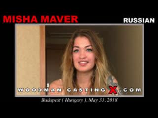 WoodmanCastingX - Misha Maver