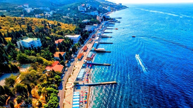 Крым 2020 Алушта меня поразила МОИ АПАРТАМЕНТЫ Купаюсь в Чёрном Море