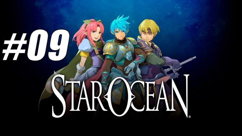 Star Ocean 09 Милли ты жива SNES Let's Play на русском