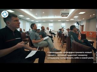 Программа «Внутреннее предпринимательство» на Кировском заводе