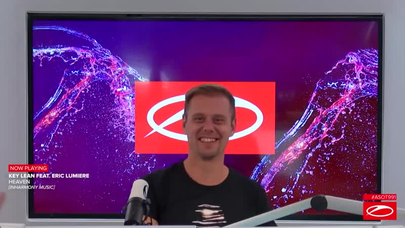 Key Lean and Eric Lumiere Heaven @ASOT 991
