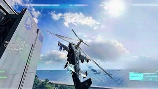 BATTLEFIELD 2042 Helicopter Gameplay