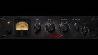 Tubechild 670 Classic.Возрождение лампового компрессора-Русский перевод