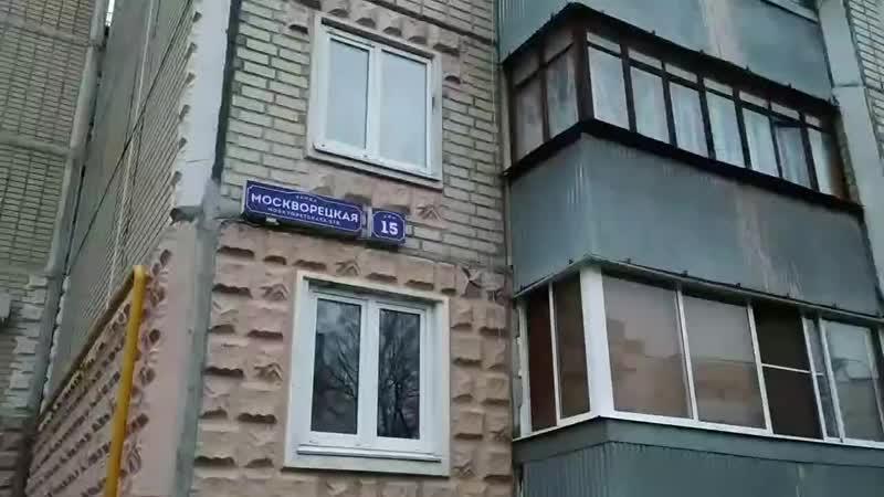 Светящиеся адресные таблички в городе