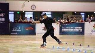 Amazing Freestyle Skating - Zhang Hao (China) 1st